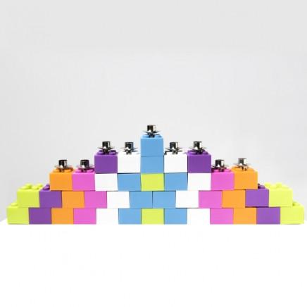 buildingblockmenorah
