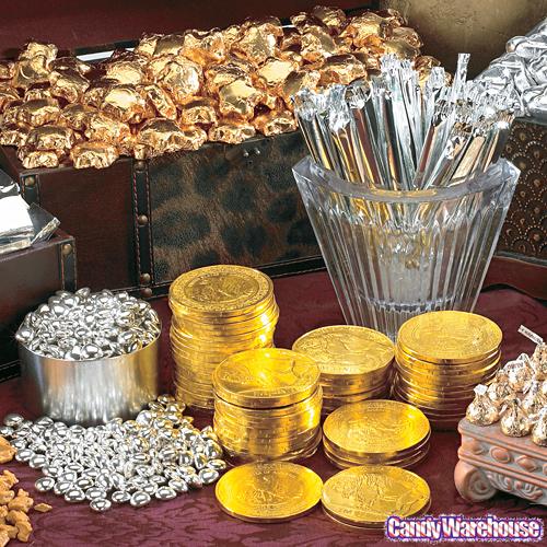 Casino Candy Bar