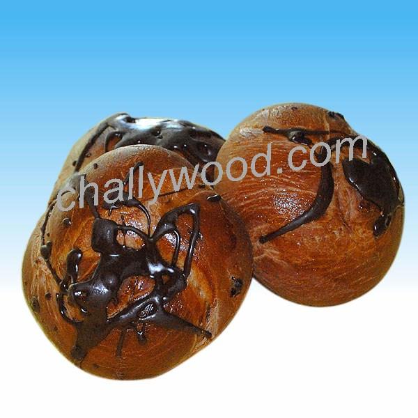 Chocolate Challah Rolls