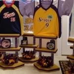 JerseyThemes Custom Sports-Jersey Centerpieces