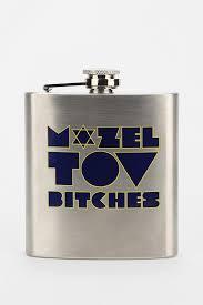 Mazel Tov Flask