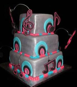 Club cake