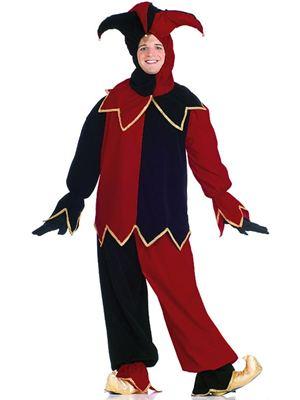 Men's Court Jester Costume