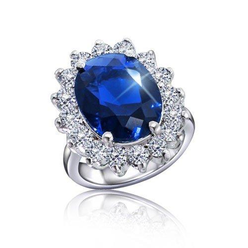 Kate Middleton Sapphire Ring