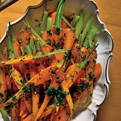Israeli Carrots