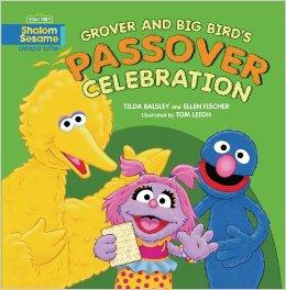 Sesame Street Passover