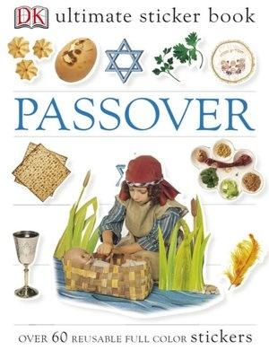 Passover Sticker Book